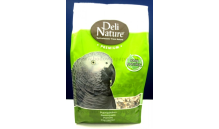 Deli Nature - Premium - Duże Papugi  800 g