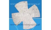 Wkład - filc do gniazda 17 cm (P)