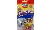 Ciasteczka z indyka - RIGA Delicios 120 g