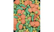 ZuPreem - VeggieBlend 500 g (rozważany) Granulat