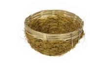 Gniazdo wiklinowe z kokosem 42045 - 1 szt.