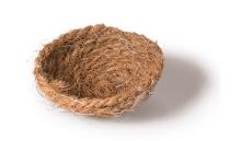 Kokosowy wkład - filc do gniazda Ø10 - 1 szt.
