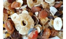 Koktajl owocowy 500 g (rozważany) - Suszone owoce - (przysmak)