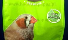 Deli Nature - Premium Ptaki Tropikalne - mieszanka dla egzotyki - 1 kg
