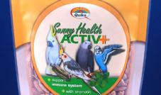 Quiko - Biszkopty Aktiv+ 125 g (przysmak)