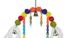 31493 - zabawka dla papug