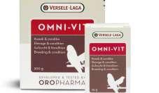 Versele-Laga - Omni-Vit 200 g - Oropharma