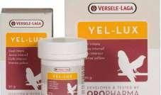 Versele-Laga - Orlux - Yel-Lux żółty 200 g (barwnik)
