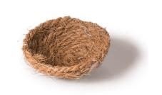 Kokosowy wkład do gniazda 10 cm - 1 szt.