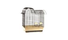 Klatka dla ptaków - Kasia (ocynk)
