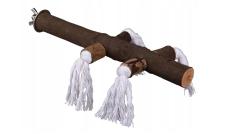 Zabawka 31889 - Żerdka ze sznurkami 25 cm