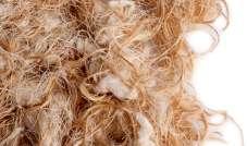 Przędza bawełniana, juta, bawełna - 500 g - Quiko